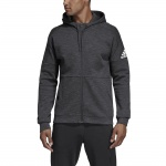 Adidas Men's ID Stadium Jacket - Black Adidas Men's ID Stadium Jacket - Black