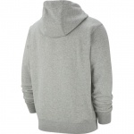 Image 2: Nike Men's Sportswear Club Full-Zip Hoodie - DK GREY HEATHER