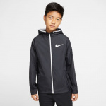 Nike Boys Woven Training Jacket - BLACK/WHITE Nike Boys Woven Training Jacket - BLACK/WHITE