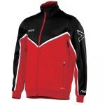 Mitre Men's Primero Poly Track Jacket - SCARLETT Mitre Men's Primero Poly Track Jacket - SCARLETT
