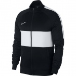 Nike Men's DRI-FIT Academy Jacket - BLACK/WHITE Nike Men's DRI-FIT Academy Jacket - BLACK/WHITE