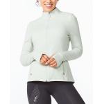 2XU Womens Form Jacket - Mineral/Mineral 2XU Womens Form Jacket - Mineral/Mineral