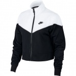 Nike Women's Sportswear Windrunner - BLACK/WHITE Nike Women's Sportswear Windrunner - BLACK/WHITE