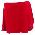 Global Junior Netball Skort - Red Global Junior Netball Skort - Red