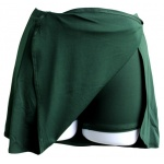 Image 2: Global Junior Netball Skort - Green