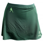 Global Senior Netball Skort - Green Global Senior Netball Skort - Green
