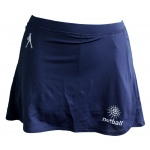 Global Junior Netball Skort - Navy Global Junior Netball Skort - Navy