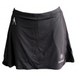 Global Senior Netball Skort - Black