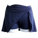 Image 2: Global Senior Netball Skort - Navy
