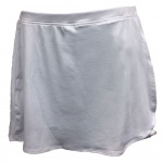 Implus Junior Netball Skort - WHITE Implus Junior Netball Skort - WHITE