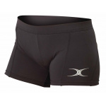 Gilbert Eclipse Netball Short - BLACK Gilbert Eclipse Netball Short - BLACK