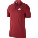 Nike Men's Sportswear Matchup Polo - CEDAR/WHITE Nike Men's Sportswear Matchup Polo - CEDAR/WHITE