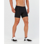 2XU Men's TR2 Compression 1/2 Shorts - BLACK/NERO 2XU Men's TR2 Compression 1/2 Shorts - BLACK/NERO