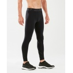 2XU Men's Thermal Accelerate Compression Tight - BLACK/NERO 2XU Men's Thermal Accelerate Compression Tight - BLACK/NERO