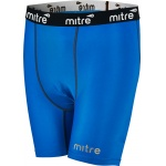 Mitre Men's Neutron Compression Shorts - ROYAL Mitre Men's Neutron Compression Shorts - ROYAL