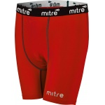 Mitre Men's Neutron Compression Shorts - SCARLET Mitre Men's Neutron Compression Shorts - SCARLET