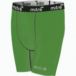 Mitre Men's Neutron Compression Shorts - EMERALD Mitre Men's Neutron Compression Shorts - EMERALD