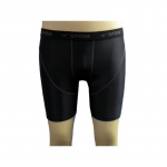 SFIDA Mens Performance Compression Short - BLACK SFIDA Mens Performance Compression Short - BLACK
