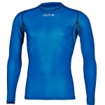 Mitre Men's Neutron Long Sleeve Compression Top - ROYAL Mitre Men's Neutron Long Sleeve Compression Top - ROYAL