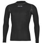 Mitre Men's Neutron Long Sleeve Compression Top - BLACK Mitre Men's Neutron Long Sleeve Compression Top - BLACK