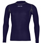 Mitre Men's Neutron Long Sleeve Compression Top - NAVY Mitre Men's Neutron Long Sleeve Compression Top - NAVY