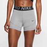 Nike Women's Pro 5-inch Shorts - GUNSMOKE/HTR Nike Women's Pro 5-inch Shorts - GUNSMOKE/HTR