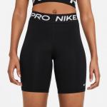 Nike Womens Pro 365 8-inch Short - BLACK/WHITE Nike Womens Pro 365 8-inch Short - BLACK/WHITE