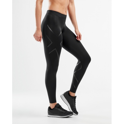 2XU Women's TR2 Compression Tights - Black/Nero