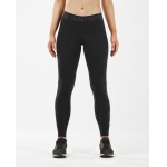 2XU Women's Thermal Accelerate Compression Tight - BLACK/NERO 2XU Women's Thermal Accelerate Compression Tight - BLACK/NERO