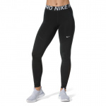 Nike Womens Pro Tights - BLACK Nike Womens Pro Tights - BLACK