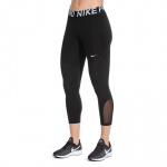 Nike Womens Pro 365 Crop Tights - BLACK Nike Womens Pro 365 Crop Tights - BLACK