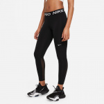Nike Womens Pro Tights - Black/White Nike Womens Pro Tights - Black/White