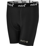 MITRE Youth's NEUTRON COMPRESSION SHORTS - BLACK MITRE Youth's NEUTRON COMPRESSION SHORTS - BLACK