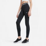Nike Girls Pro Leggings - BLACK/WHITE Nike Girls Pro Leggings - BLACK/WHITE