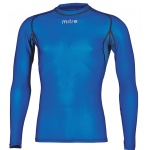 Mitre Youth Neutron Compression Long Sleeve Top - Royal
