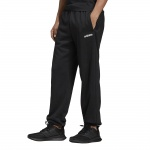 Adidas Men's Essentials Plain Slim Pant -Black Adidas Men's Essentials Plain Slim Pant -Black