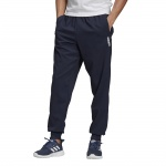 Adidas Mens Essentials Plain Tapered Stanford Cuffed Pant - Legend Ink Adidas Mens Essentials Plain Tapered Stanford Cuffed Pant - Legend Ink