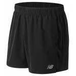 New Balance Men's Accelerate 5-inch Running Short - BLACK New Balance Men's Accelerate 5-inch Running Short - BLACK