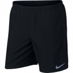 Nike Men's 7-Inch Running Short - Black/Black Nike Men's 7-Inch Running Short - Black/Black