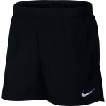Nike Men's Challenger 5-inch Running Short - Black/Black Nike Men's Challenger 5-inch Running Short - Black/Black