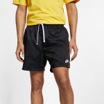Nike Men's Woven Flow Short - BLACK Nike Men's Woven Flow Short - BLACK