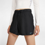 Nike Women's Dri-Fit Short - BLACK Nike Women's Dri-Fit Short - BLACK