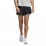 Adidas Men's Own the Run Split Shorts - BLACK Adidas Men's Own the Run Split Shorts - BLACK