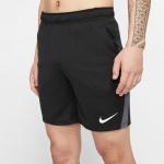 Nike Mens Dri-FIT Short - BLACK/IRON GREY Nike Mens Dri-FIT Short - BLACK/IRON GREY