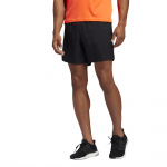 Adidas Mens Own The Run 7-inch Cooler Short - BLACK Adidas Mens Own The Run 7-inch Cooler Short - BLACK