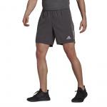 Adidas Mens Own the Run 5-inch Short - GREY SIX Adidas Mens Own the Run 5-inch Short - GREY SIX
