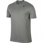 Nike Men's Legend 2.0 Dry Training T-Shirt - DK GREY HEATHER Nike Men's Legend 2.0 Dry Training T-Shirt - DK GREY HEATHER