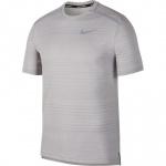 Nike Men's Dri-Fit Miler Running Top - ATMOSPHERE GREY Nike Men's Dri-Fit Miler Running Top - ATMOSPHERE GREY