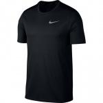 Nike Men's Breathe Running Top - BLACK Nike Men's Breathe Running Top - BLACK