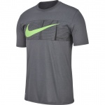 Nike Men's DRI-Fit LEGSWH Training T-Shirt - IRON GREY Nike Men's DRI-Fit LEGSWH Training T-Shirt - IRON GREY